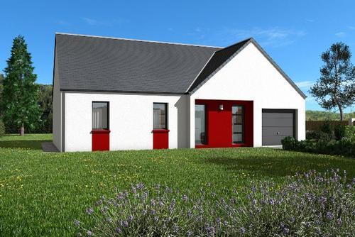 Terrain+Maison à Chinon 3 chambres