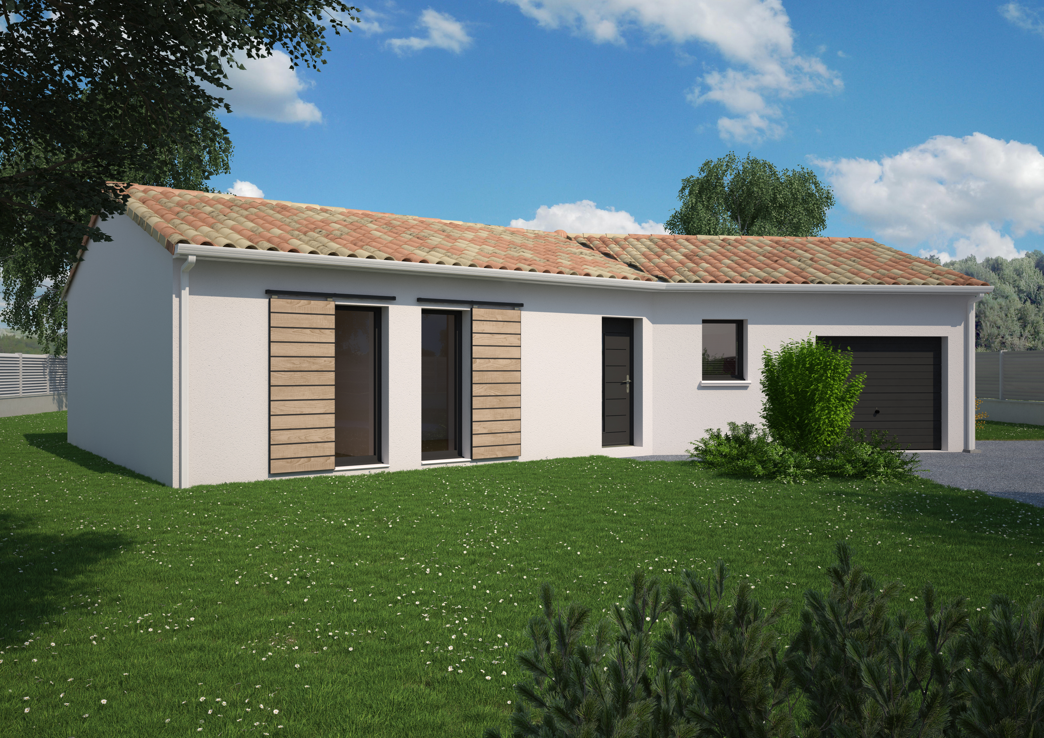 Construction Maison Hourtin 33990 4 Pièces
